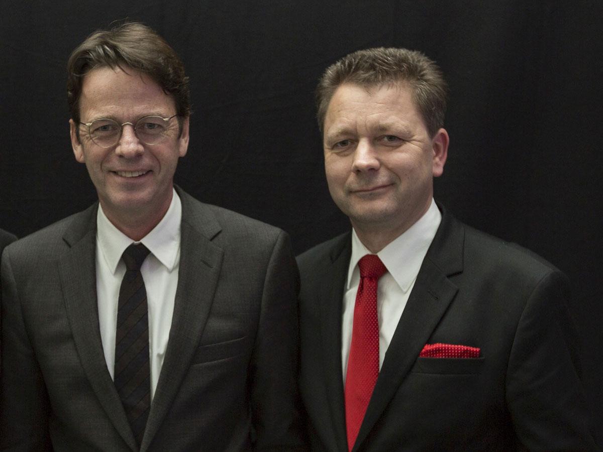 Rudi Cerne mit Künstlervermittlung Böttger Management