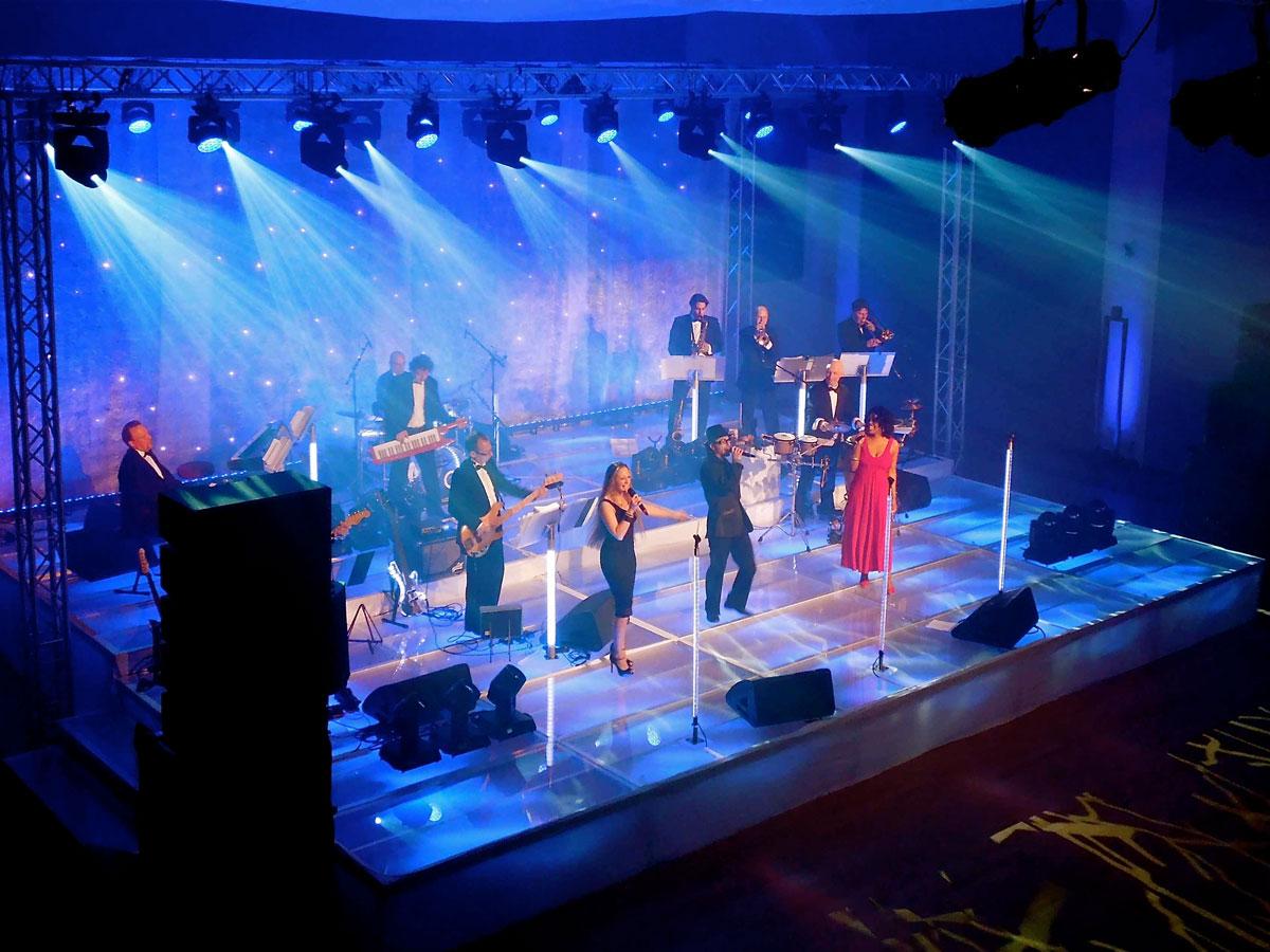 Kuenstler buchen Böttger Management Band Gala