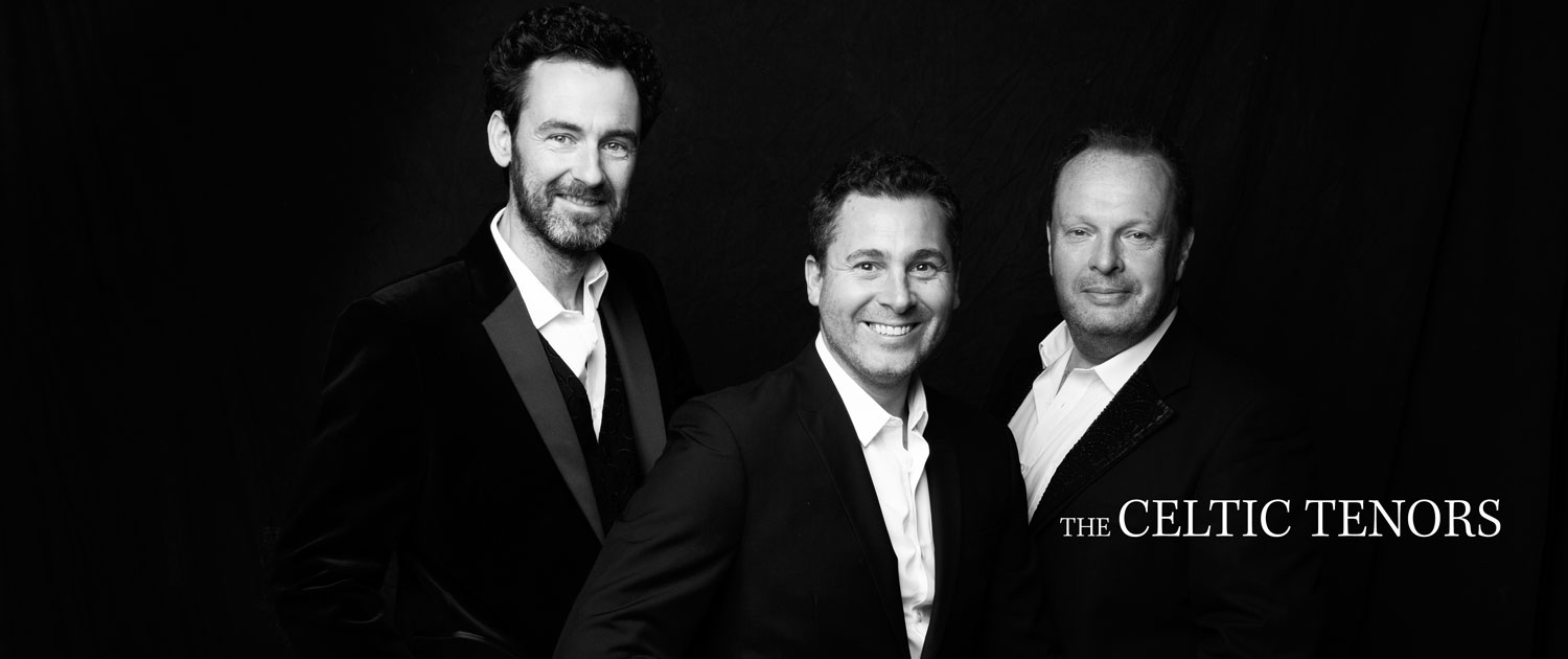 The Celtic Tenors Deutschland Konzerte Böttger Management