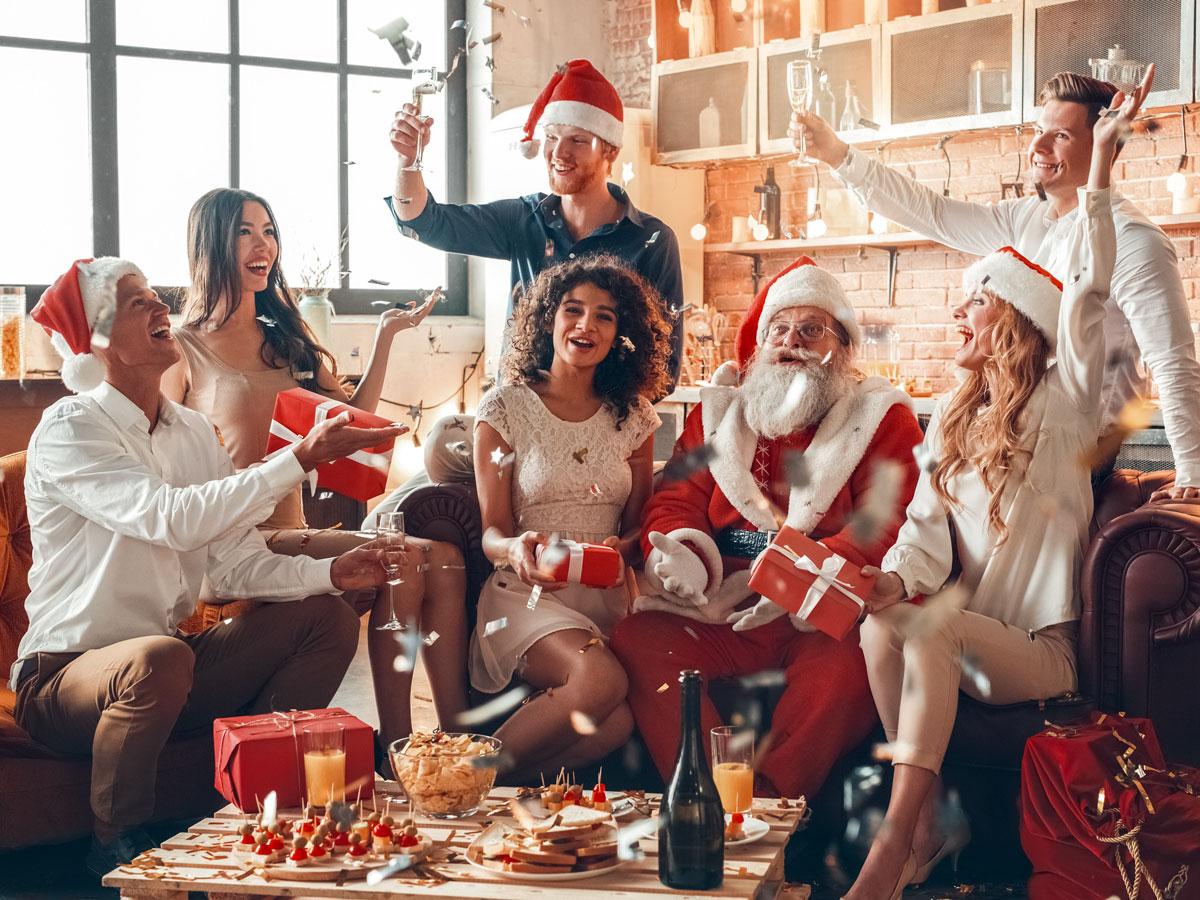 Böttger Management Weihnachtsfeier planen und organisieren