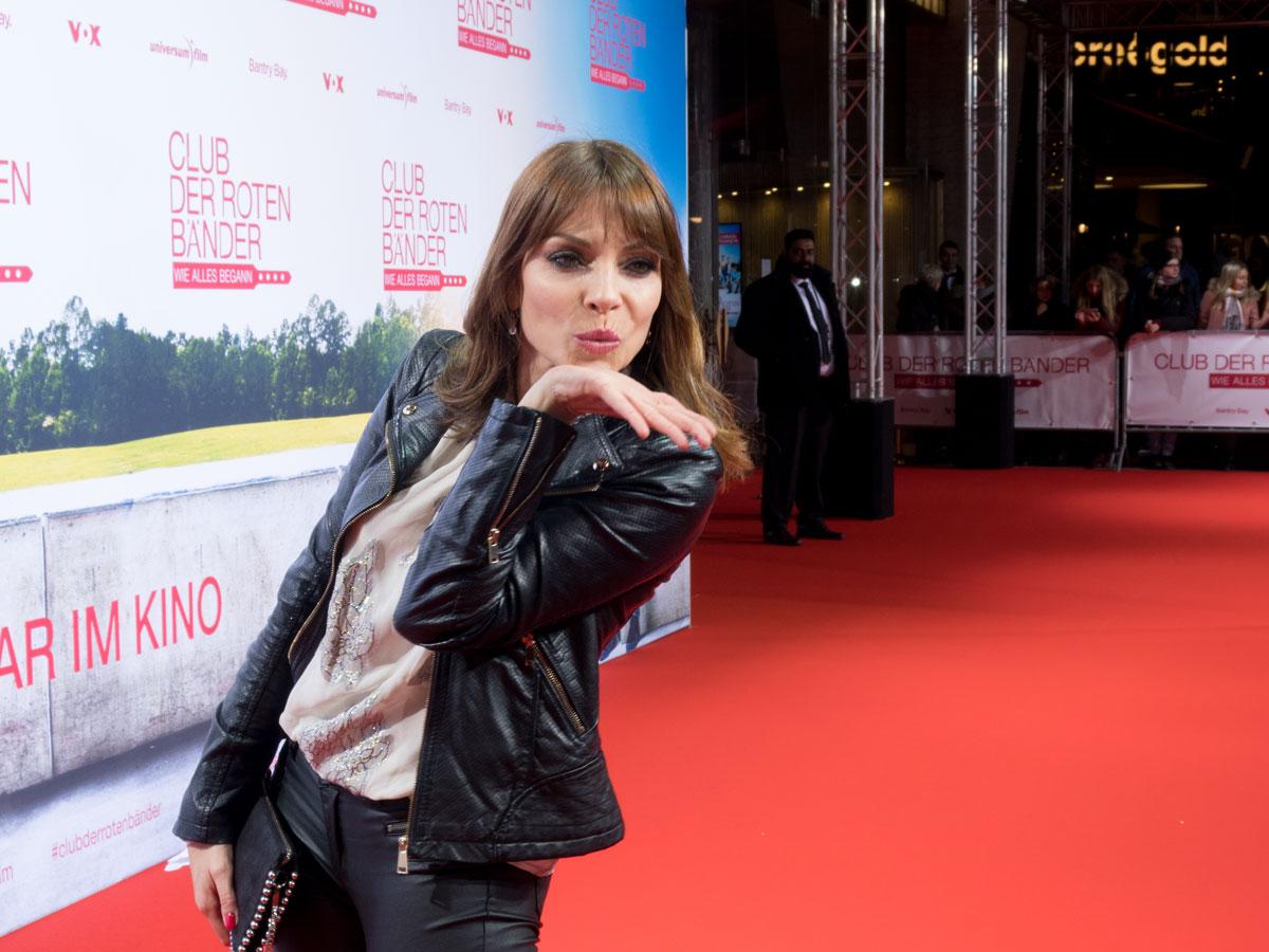 Jean Bork Moderatorin buchen für Premiere