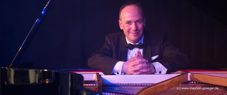 Big Band und Orchester Bandleader Björn Vüllgraf