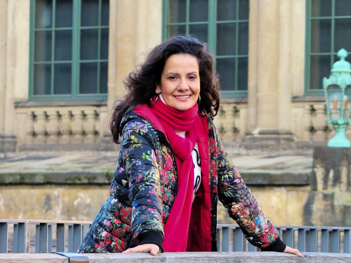 Katrin Huß als Moderatorin für Talkshow buchen