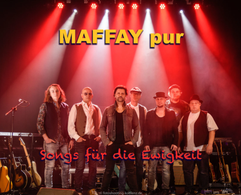 Peter Maffay Tribute Band Maffay pur