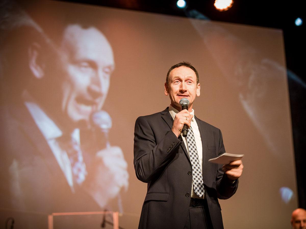 Markus Priester buchen als Moderator und Sprecher