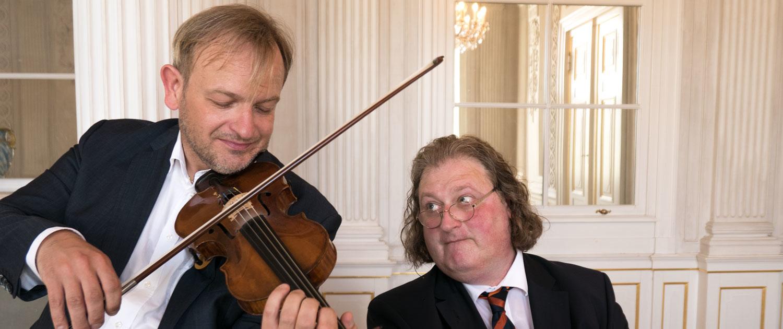 Konzerte mit dem Titel Caprice Viennois vom Franz Liszt-Duo