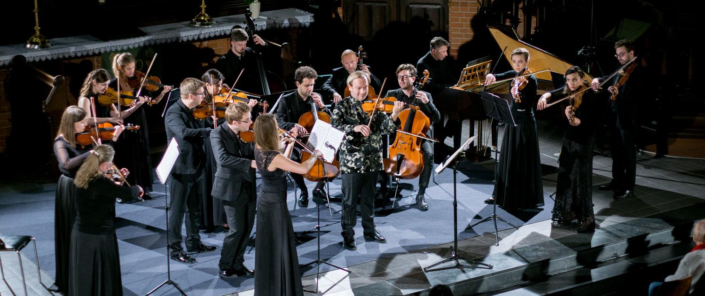 Tickets für Vivaldi Konzerte die vier Jahreszeiten kaufen