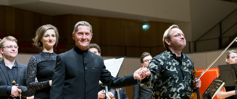 Konzerte Udo Sprecher als Sprecher Vivaldi vier Jahreszeiten