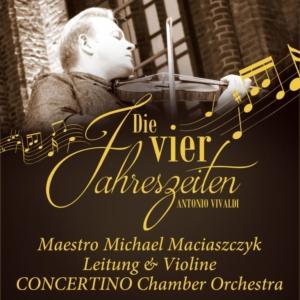 Antonio Vivaldi Die vier Jahreszeiten Concertino Chamber Orchestra