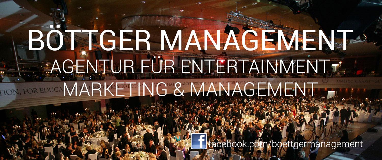 Künstleragentur für Opernball Gala Preisverleihung Böttger Management