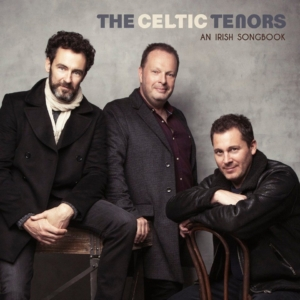 CD Cover Irish Songbook von The Celtic Tenors