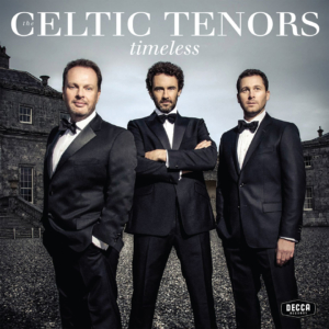 Cover CD Timeless von The Celtic Tenors