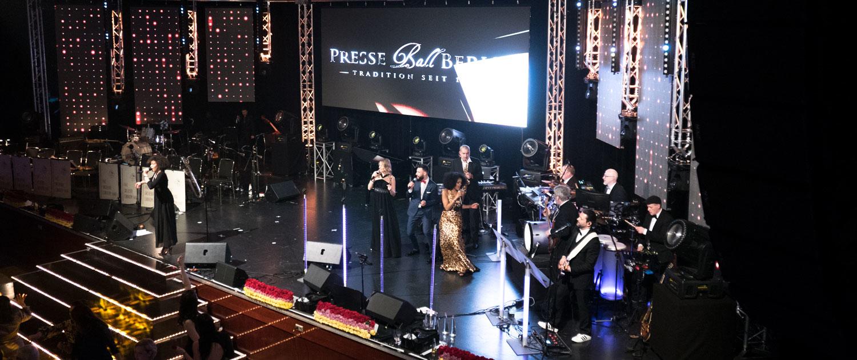 Eine Gala Band für hochkarätige Anlässe und Galas