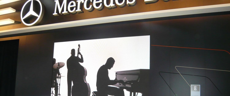 Musikalische Umrahmung für hochkarätige Live Events mit Jazzband