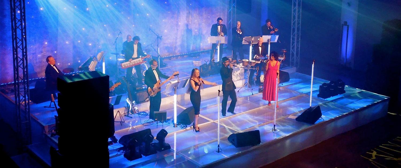 Noble Composition Tanzband buchen für Bälle, Galas und Events
