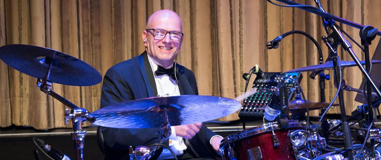 Thomas Bleser ist Gründer der Noble Composition Gala Band