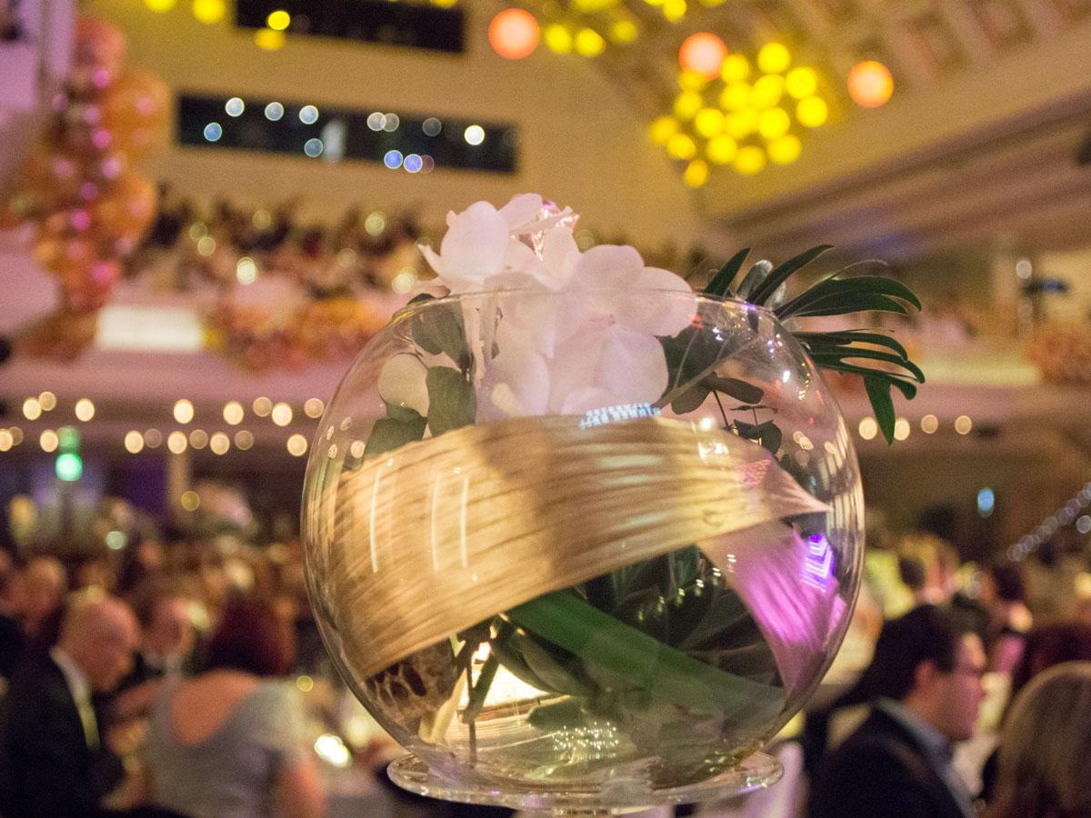 Glamouröser Silvester Dinner Ball im Kurhaus Baden-Baden
