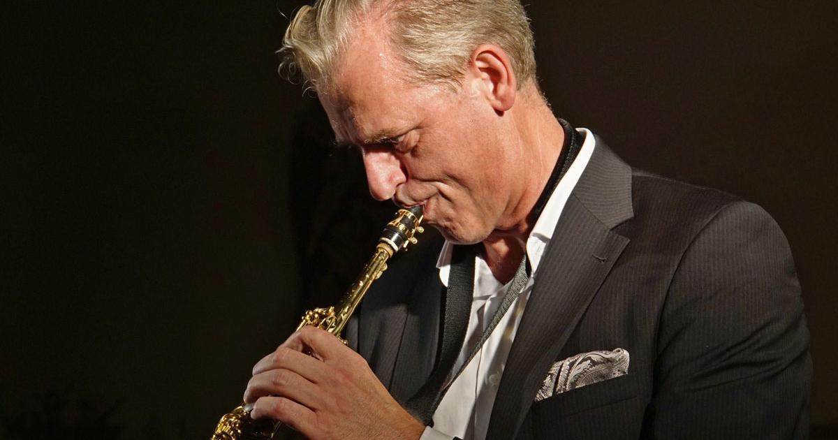Professionellen Saxophonisten buchen für gehobene Anlässe