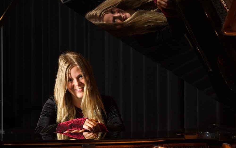 Konzertpianistin Ann-Helena Schlüter buchen