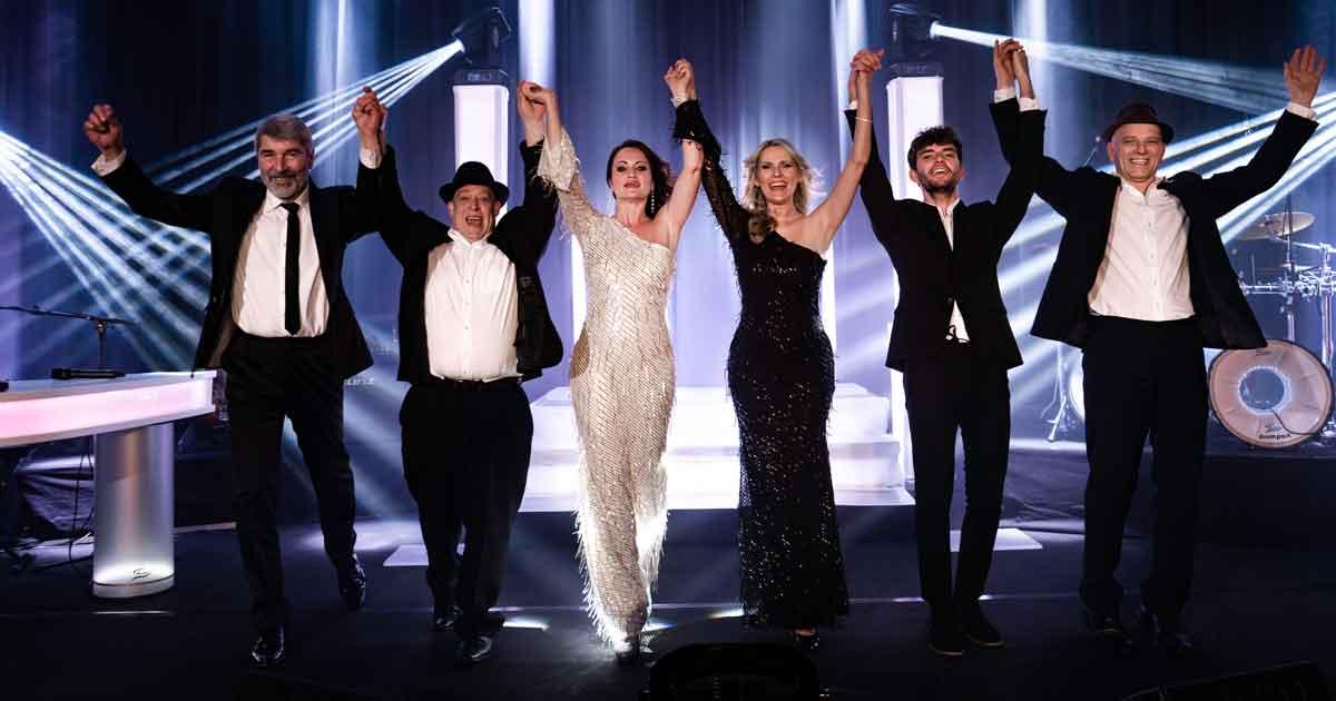 ABBA Cover Band buchen
