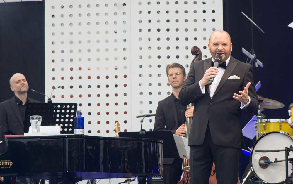 Frank Sintra Tribute Konzert buchen