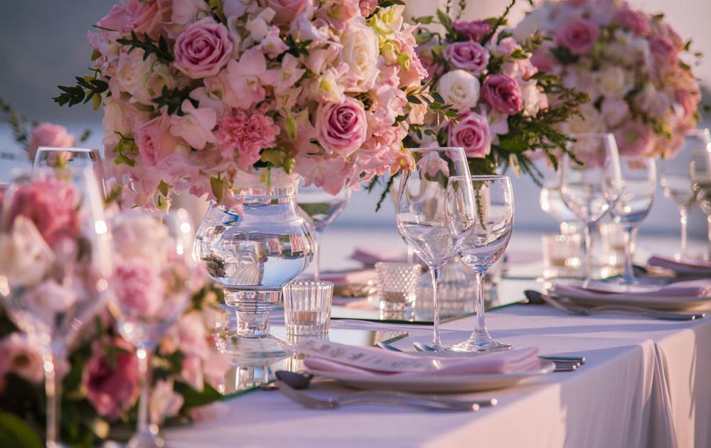 Hochzeit organisieren: so werden Sie zum perfekten Hochzeitsplaner