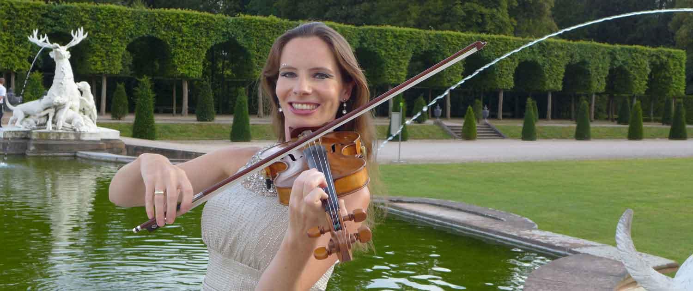 Für die Trauung Violinistin buchen